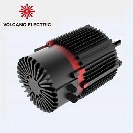 节能高效一体化驱动电机
