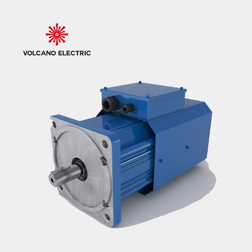 HSI节能高效永磁同步电机(独立风扇)