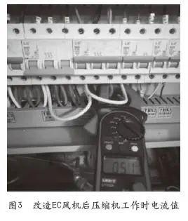 案例-通信设备机房空调系统中的风机进行风机EC电机改造效益分析